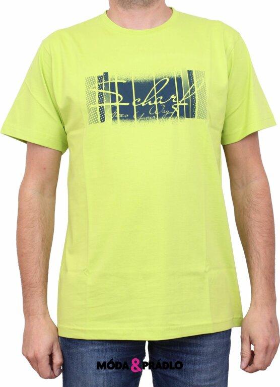 b8164c91c99cf Pánske tričko s krátkym rukávom Scharf VL 50 limet - moda-pradlo.sk