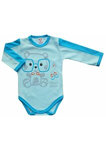 Body Autex Baby B4353 - tyrkys