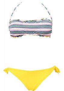 bbae067631 Dámske dvojdielne plavky Sielei SH25 žlté