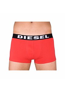 Boxerky Diesel UMBX-Shawn Seasonal Edition červená