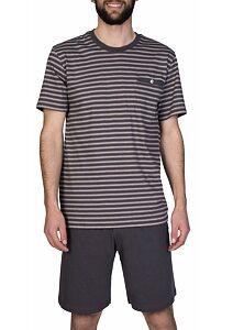 142530c5e2a7 Pánske pyžamo krátky rukáv - Nočné košele a pyžamá Pleas - moda ...