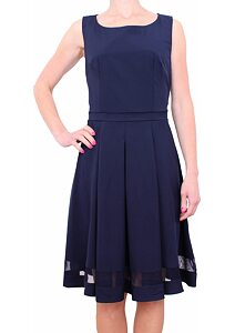 Šaty Vintage Fashion Mam 277 navy