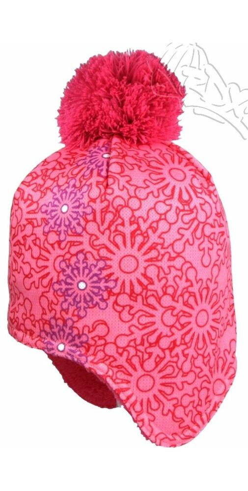 4f7309787 Zimná čiapka RDX 3643 ružová - moda-pradlo.sk