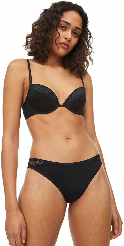 db5976860 Dámske brazilky Calvin Klein QF5152E čierne - moda-pradlo.sk